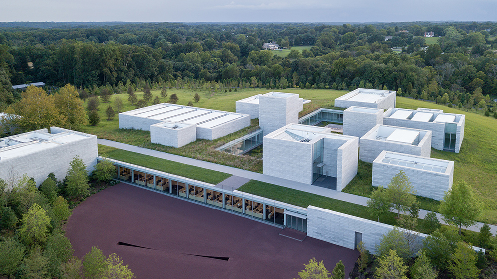 Robb Report's Best Museum Expansion 2019, Glenstone Museum