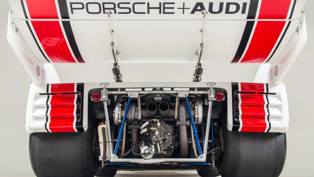 The Can-Am-winning 1972 Porsche 917/10- 003