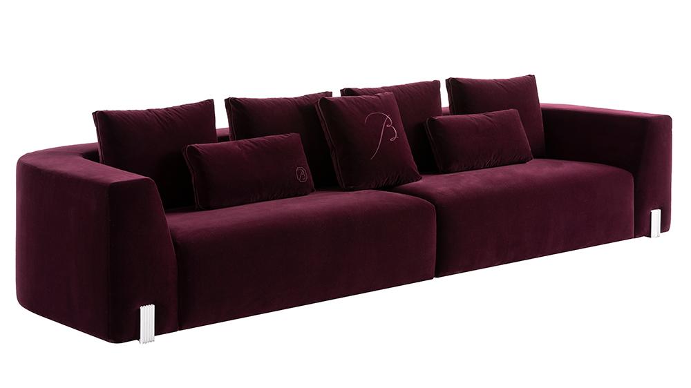 Baccarat La Maison collection sofa