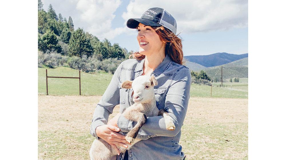 Anya Fernald of Belcampo Meat Co. in California