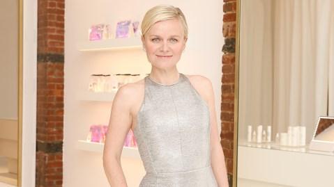 Dr. Barbara Sturm at her NYC store, Zero Bond.