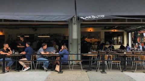barbuto nyc patio