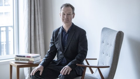 Hauser & Wirth partner and vice president Marc Payot