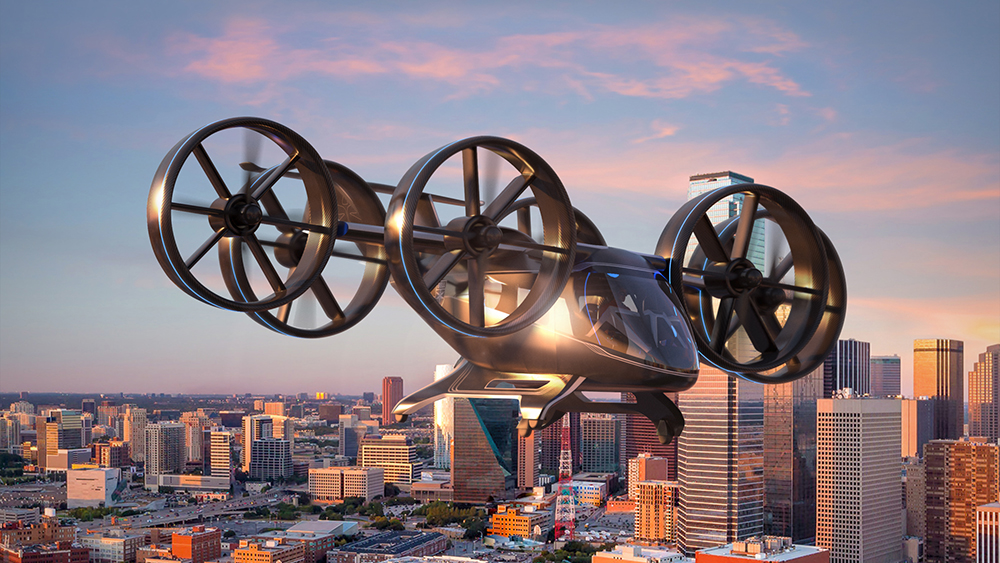 5 flying taxis are about to launch into our lives including the Bell Nexus