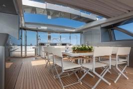 Benetti Elaldrea+ superyacht Italian Jim Raycroft