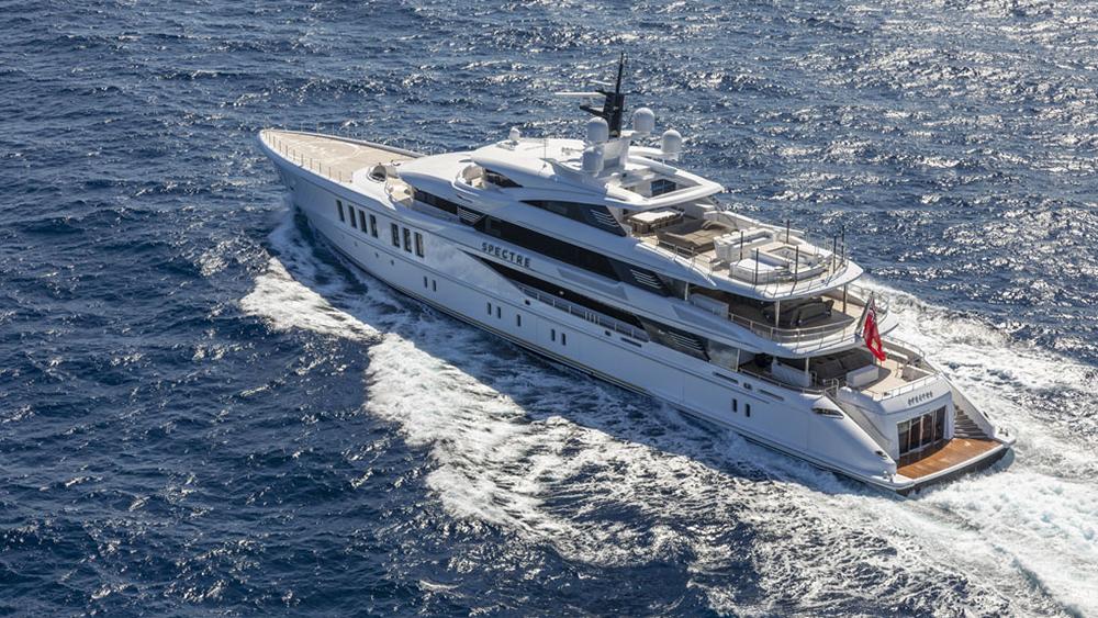 Benetti Spectre superyacht best of the best
