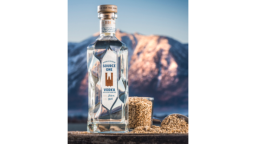 Bently Heritage Single Estate Source One Vodka
