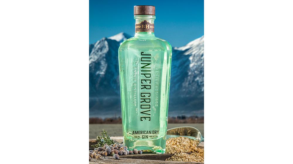 Bently Heritage Juniper Grove Gin