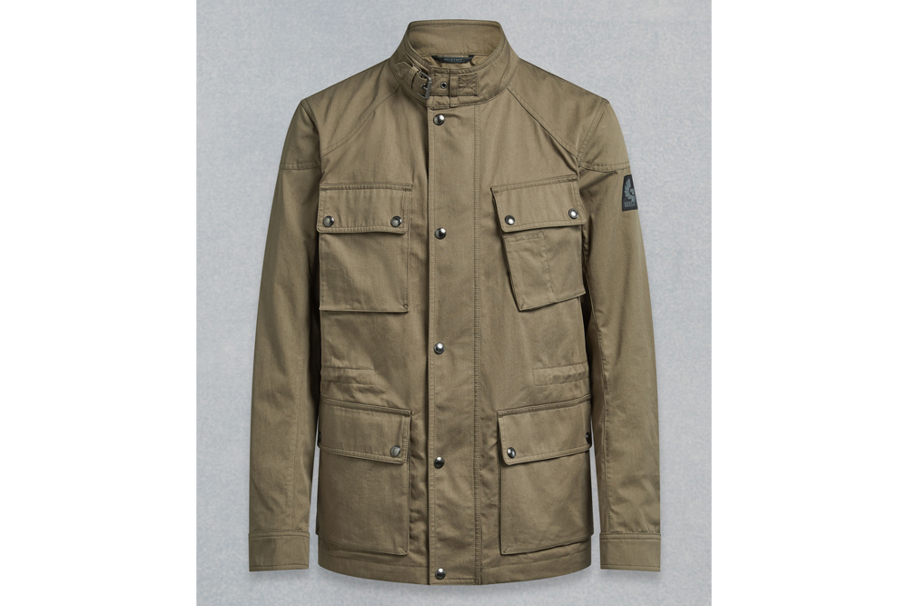 Belstaff Levison Wood Fieldmaster Jacket