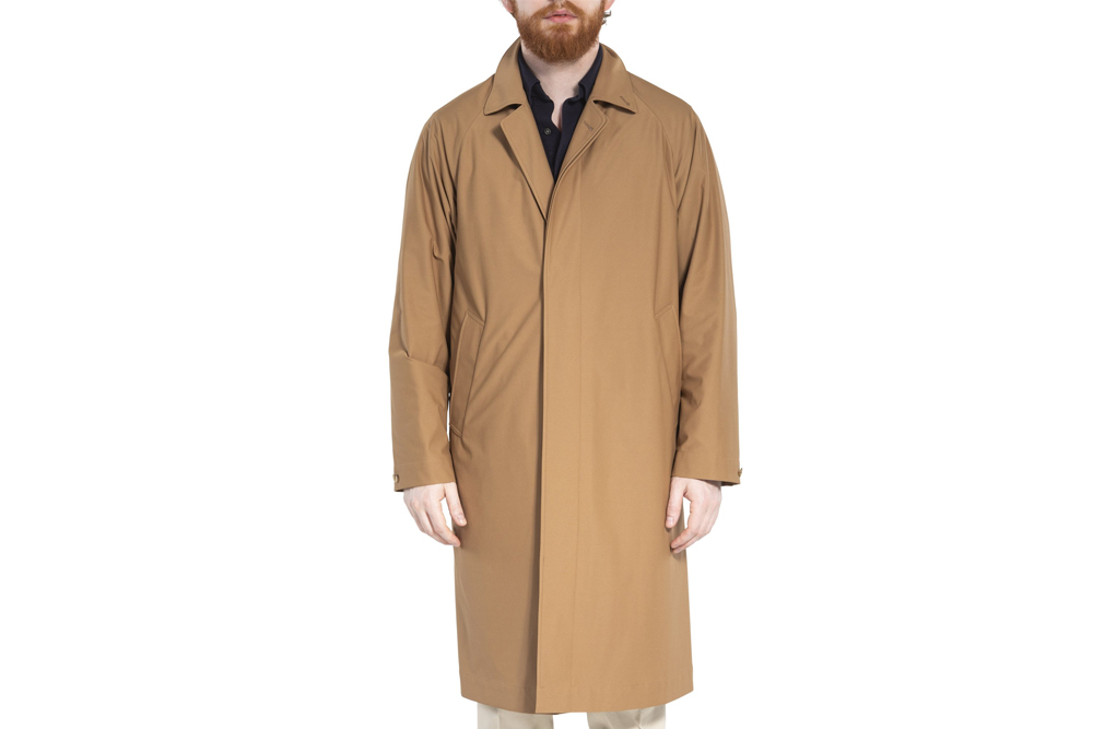 Coherence Ruiz Kersey Jersey Packable Coat