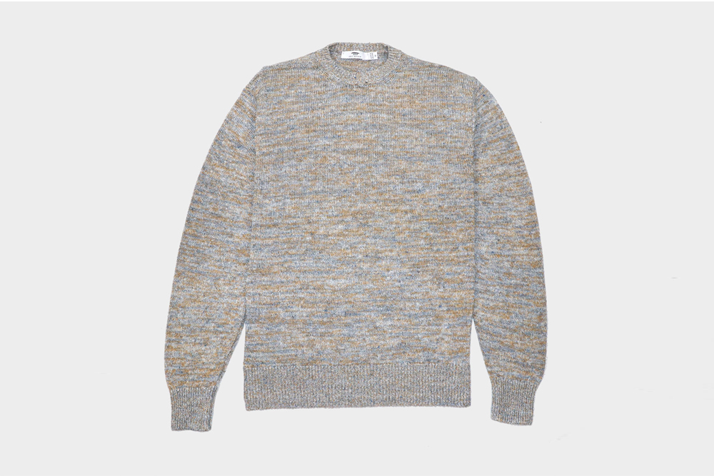 Inis Meain Linen Crew Neck