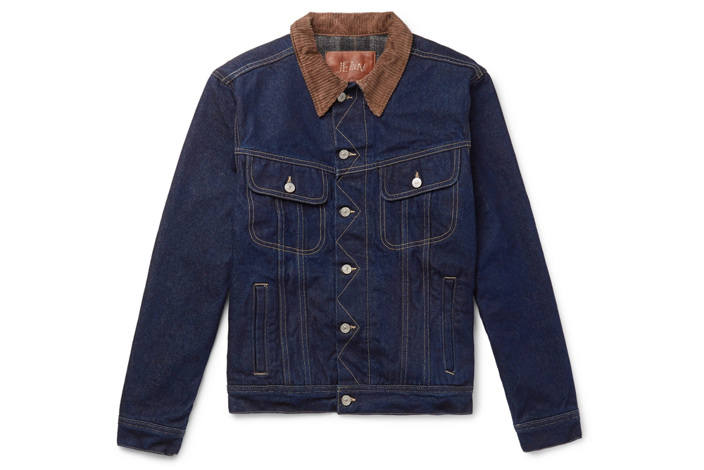 Kingsman + Jean Shop Denim Jacket