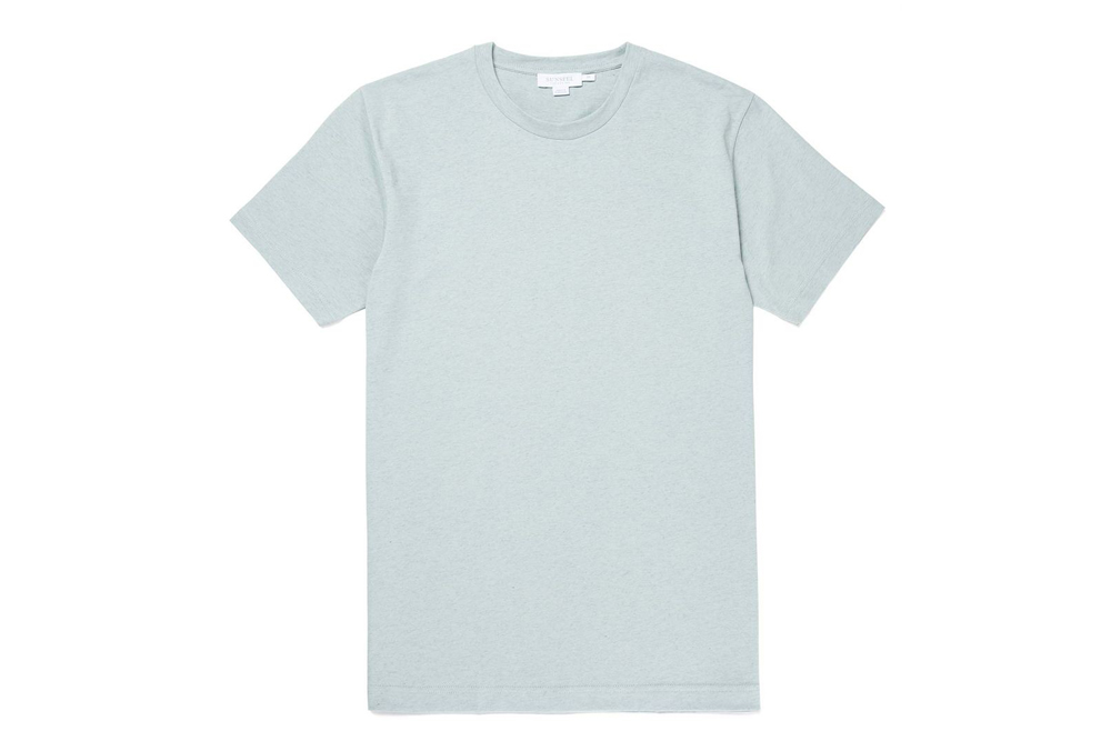 Sunspel Organic Cotton Riviera T-Shirt