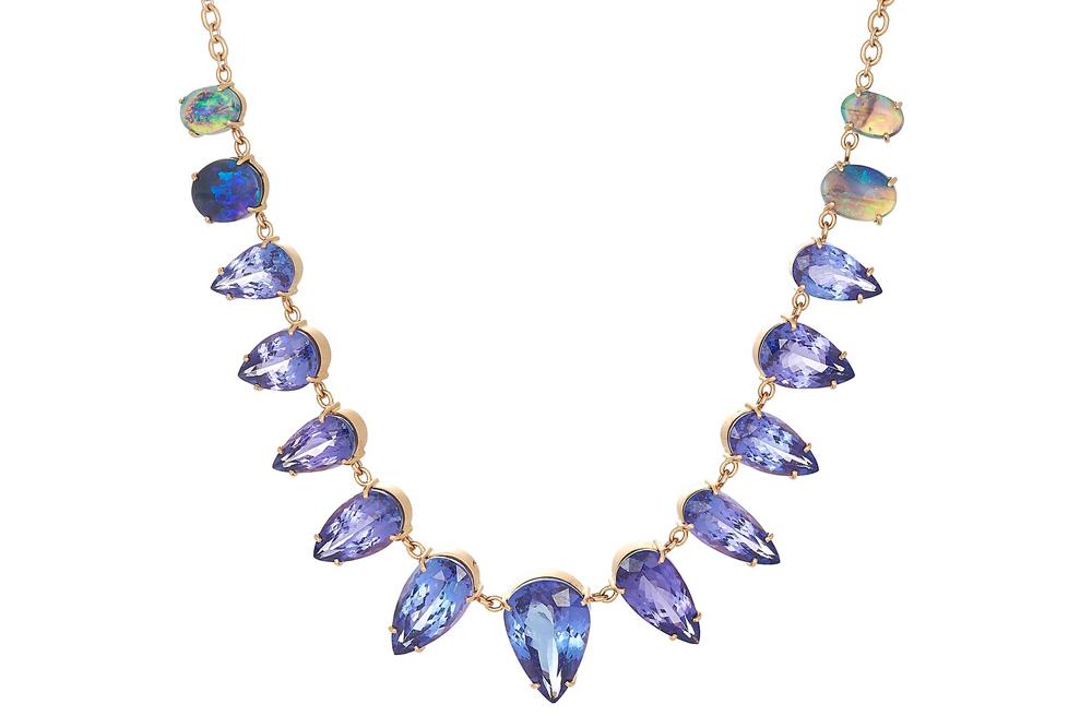 Irene Neuwirth Mixed-Gemstone Necklace