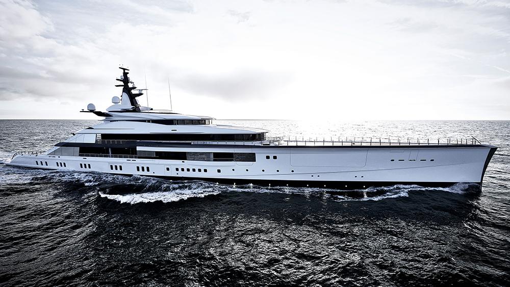 Robb Report's Best Motor Yacht Over 300 Feet 2019, Oceanco Bravo Eugenia