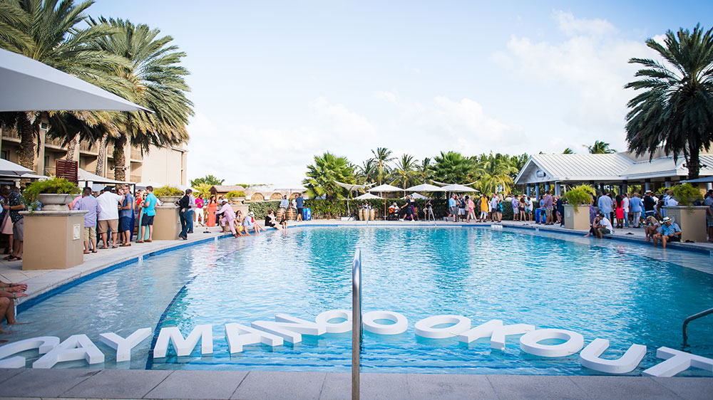 The Cayman Cookout at the Ritz-Carlton, Grand Cayman