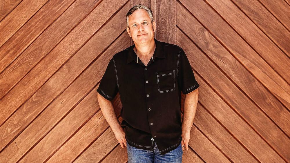 CIRQ founder Michael Browne