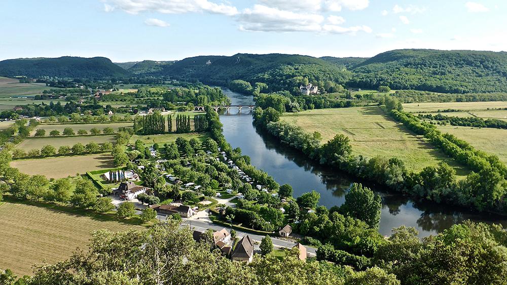 Dordogne bike tour in France