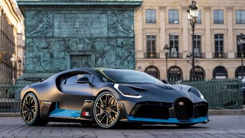 Robb Report's Best Hypercar 2019, the Bugatti Divo.