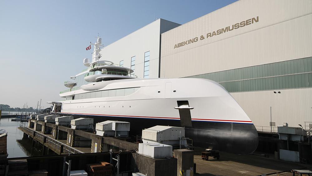 Abeking & Rasmussen Excellence megayacht 80 meters 262 feet