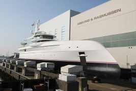 Abeking & Rasmussen Excellence megayacht 80 meters 262 feet