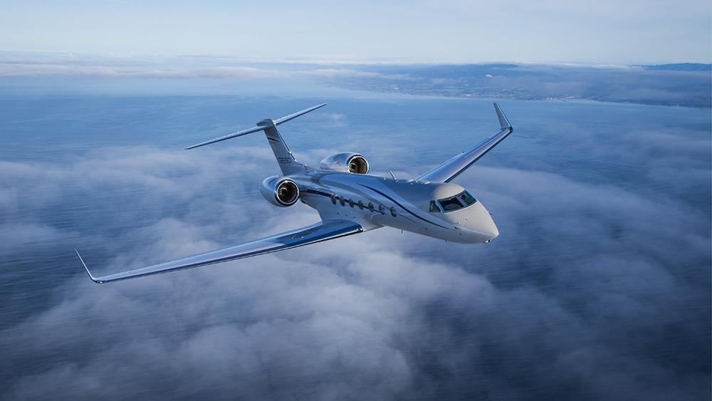 Gulfstream 280 Sustainability SAJF fuel