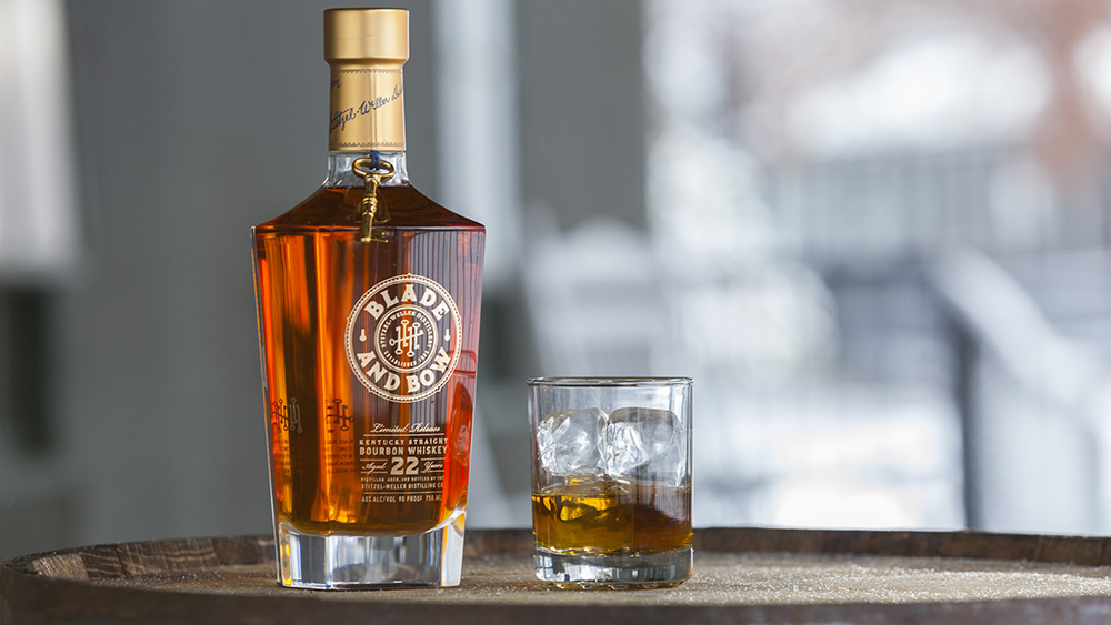 blade and bow whiskey bourbon