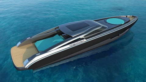 The New X-80 Super RIB Project Is Superfast