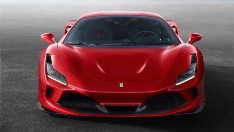 Ferrari's F8 Tributo