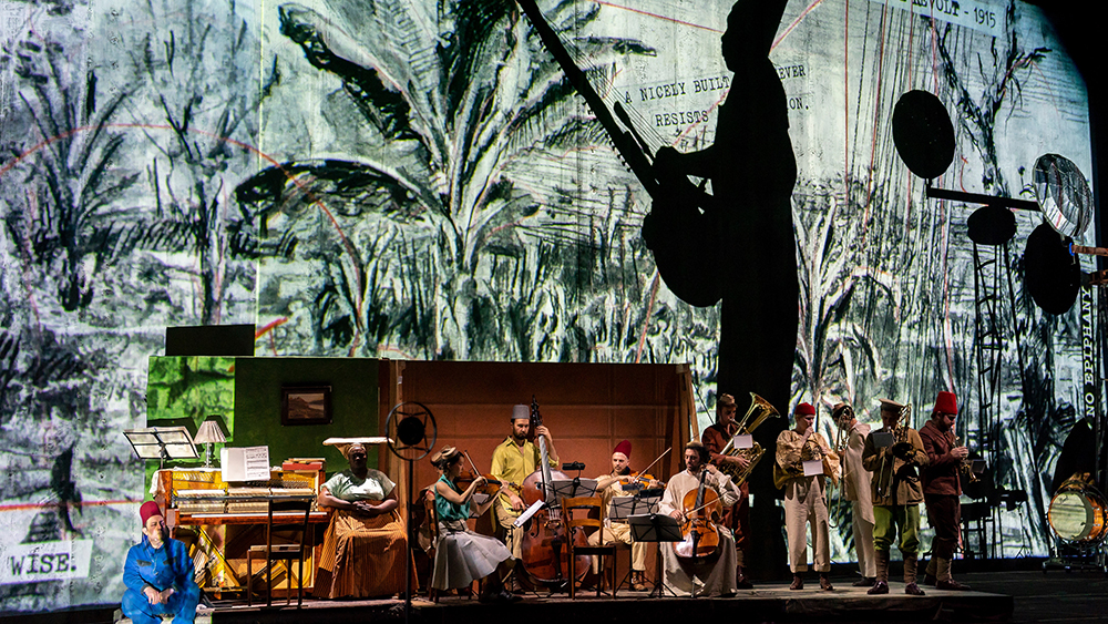 Robb Report's Best Performance 2019, William Kentridge: The Head and the Load