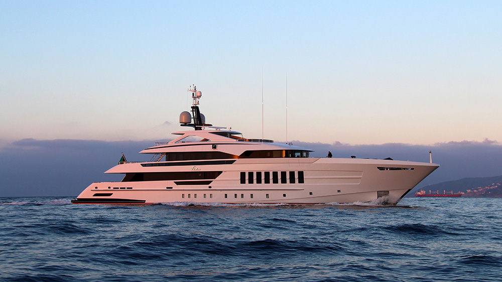 Heesen Yachts Vida Superyacht Project Antares