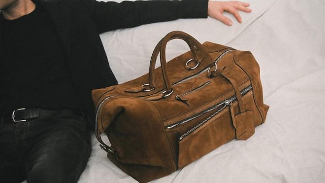 Métier London's Vagabond Duffle Bag