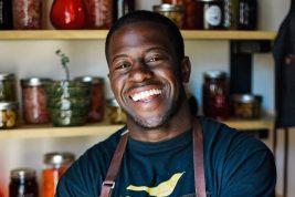 Award-winning chef Edourado Jordan continues his meteoric rise to the top
