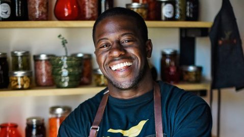 Award-winning chef Edourado Jordan continues his meteoric rise to the top