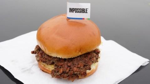 The Original Impossible Burger
