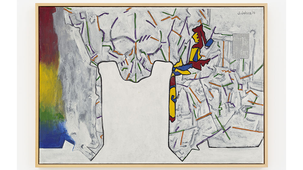 Robb Report's Best Gallery Show 2019, Jasper Johns: Recent Paintings and Works on Paper