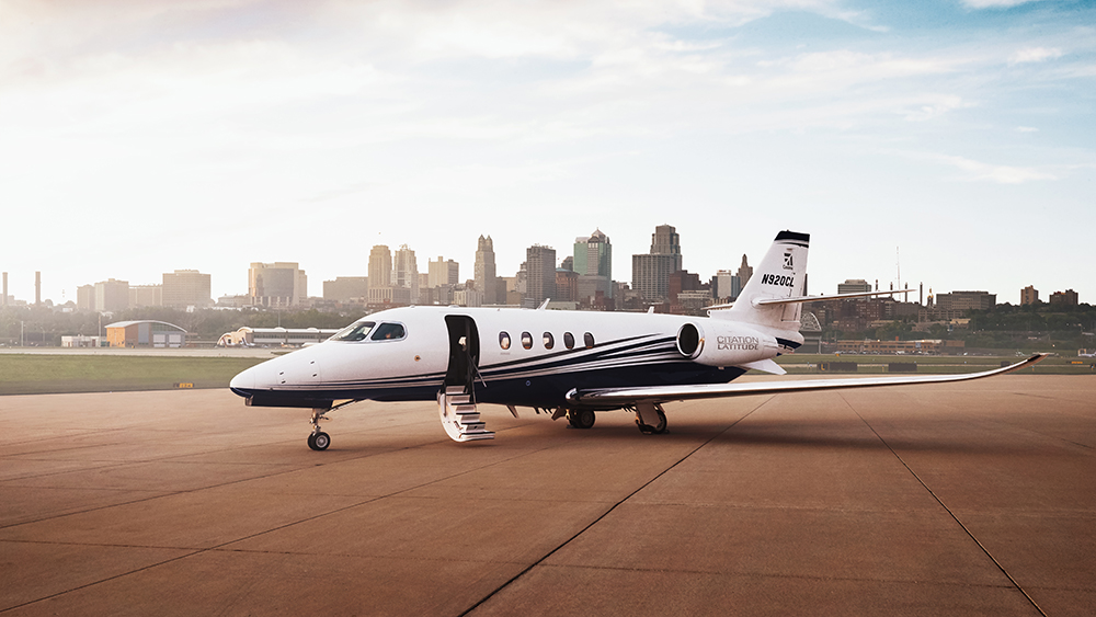 Robb Report's Best Midsize Jet 2019, Cessna Citation Latitude