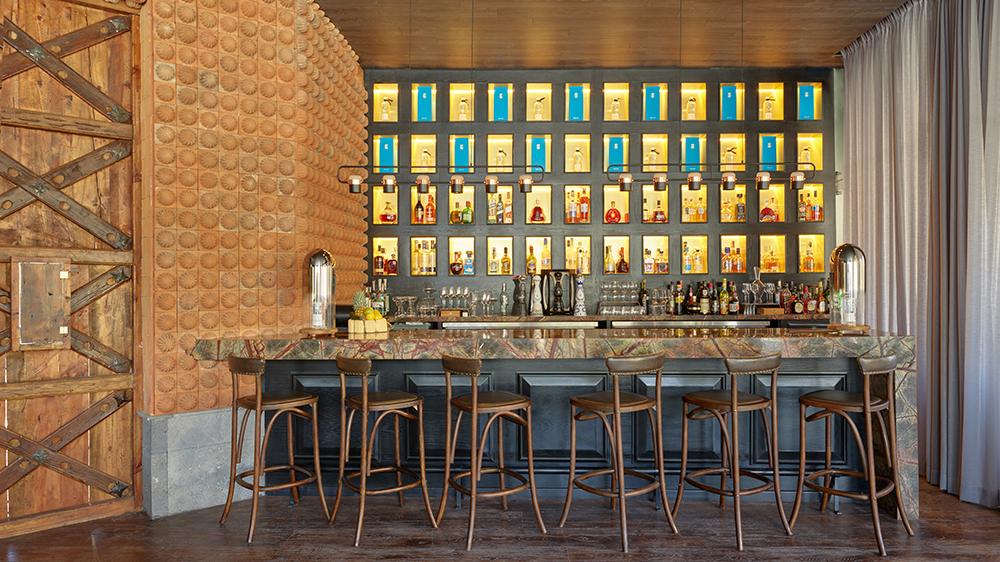 The Cigar Bar at Live Aqua Urban Resort, San Miguel de Allende