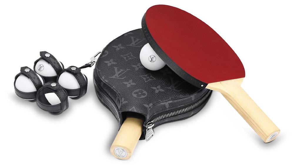 Louis Vuitton's Ping Pong Set James