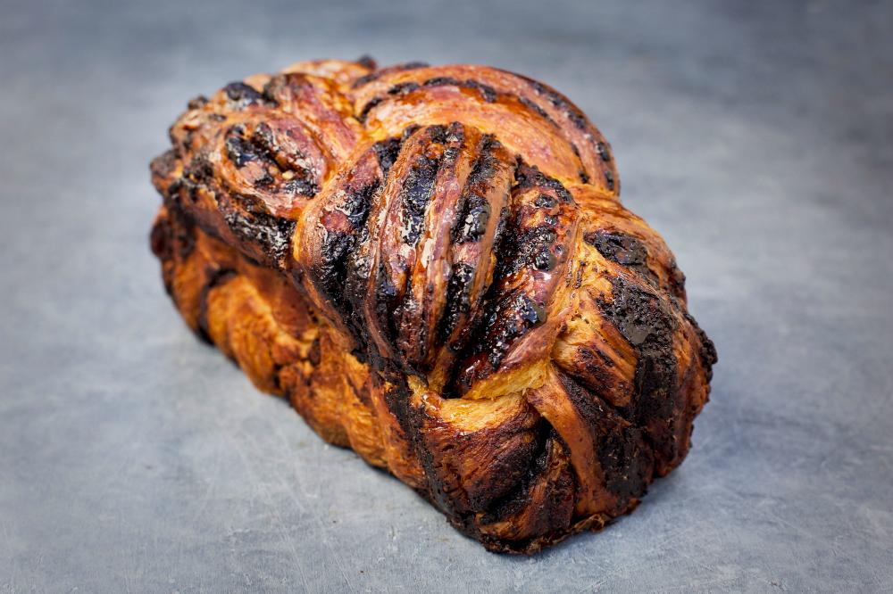 Manresa Bread Chocolate Babka