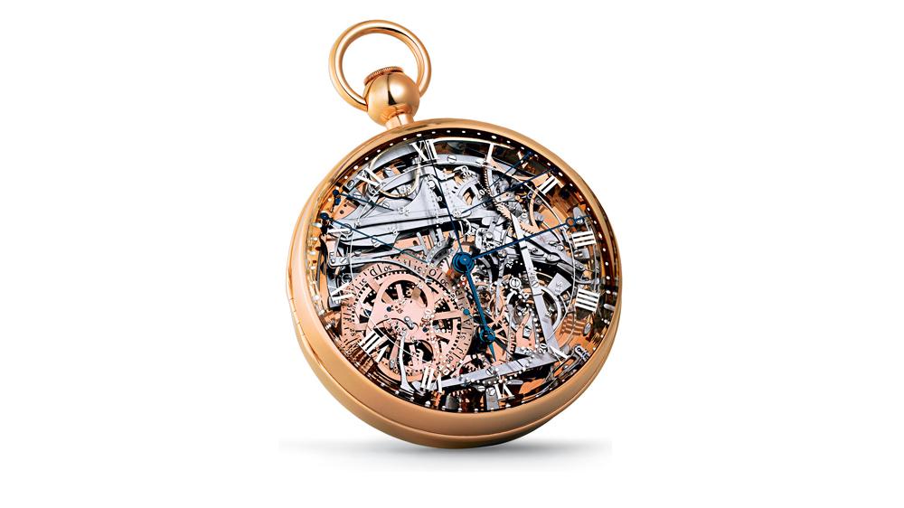 Marie Antoinette Breguet Pocket Watch