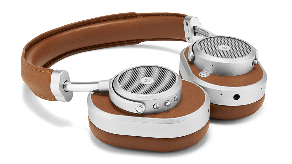 Master & Dynamic's MW65 headphones are the brand's first to feature active noise canceling.