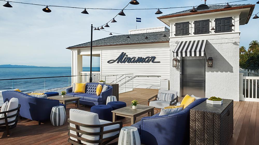Rosewood Miramar Beach's Beach Bar