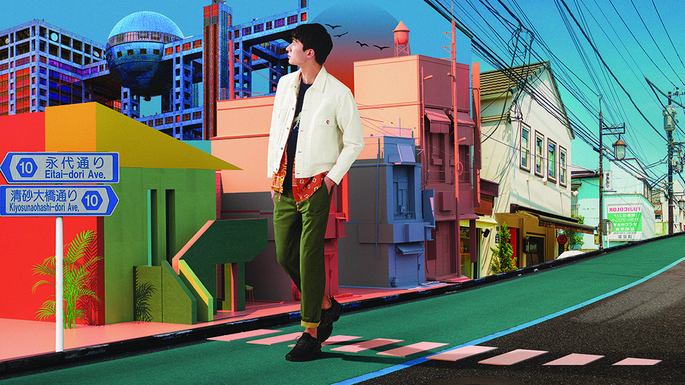 Mr Porter's Japan Edit is filled with some of the country's best menswear brands.