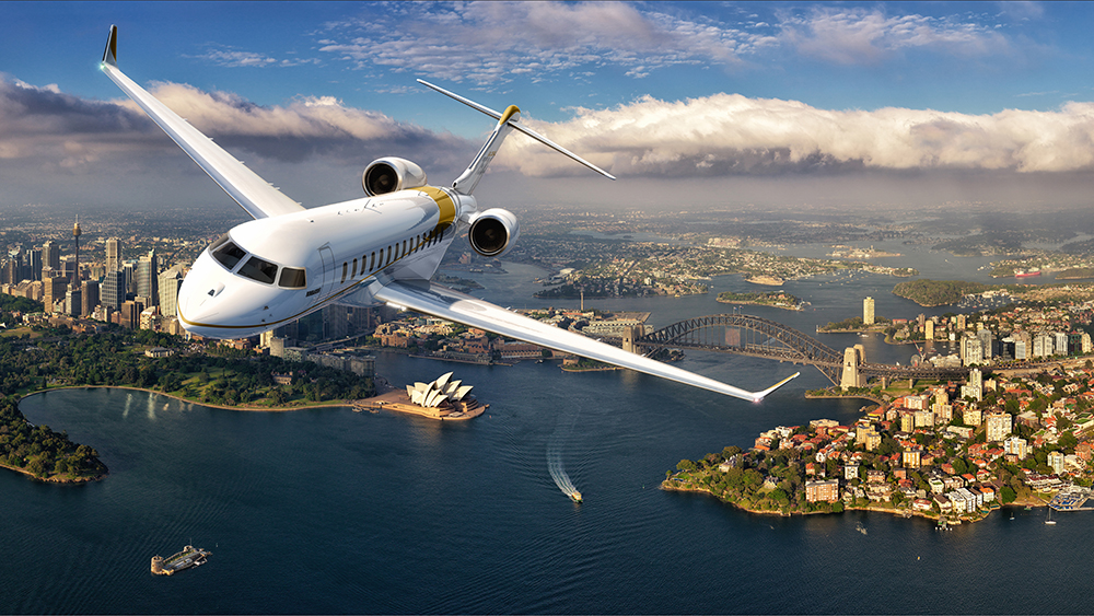 Robb Report's Business Jet of the Year 2019, Bombardier Global 7500