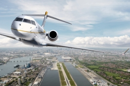 Robb Report's Business Jet of the Year, Bombardier Global 7500