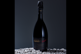 Penfolds has just released its first champagne:a 2012 cuvée ($200)—an equal split between Pinot Noir and Chardonnay—that was made in France