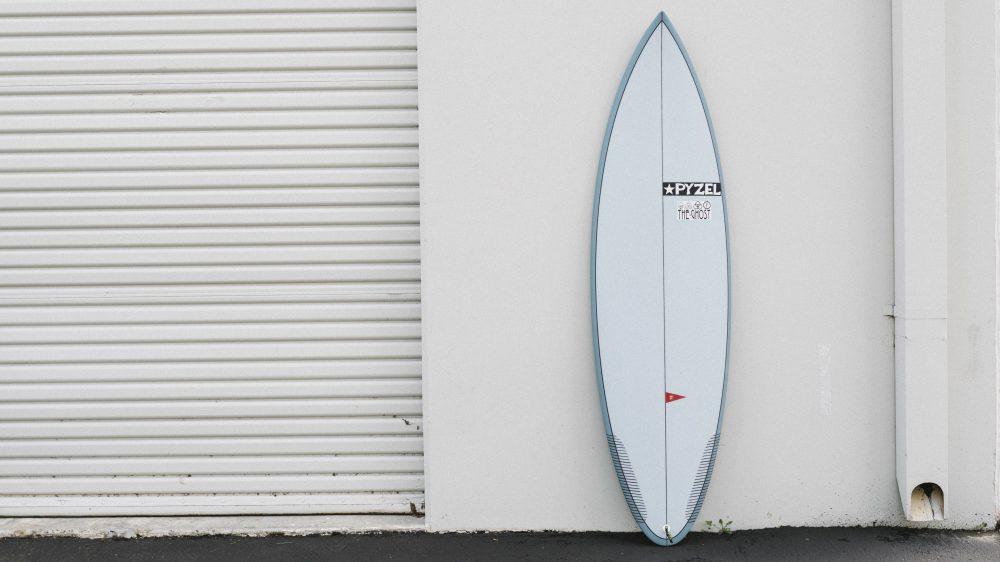 John Pyzel Surfboard