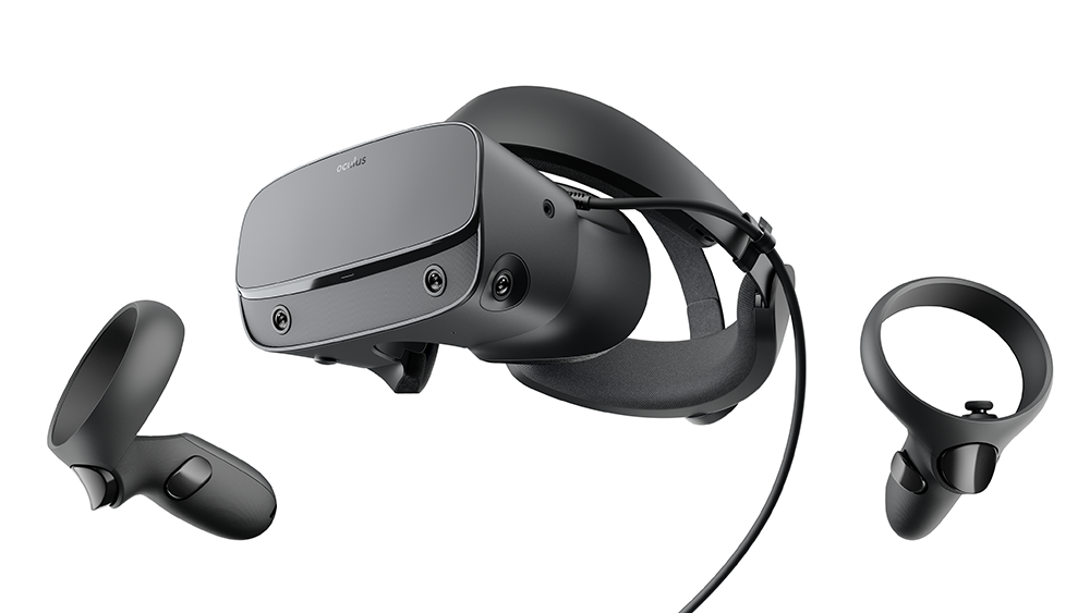 Robb Report's Best Virtual Reality Headset, Oculus Rift S
