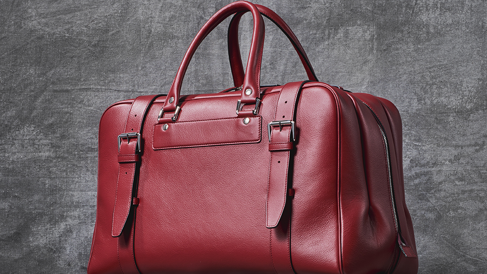 Robb Report's Best Bag 2019, the Connolly Weekender